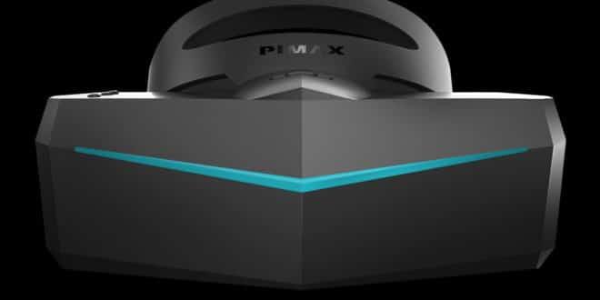 pimax 8K prix date caractéristiques techniques