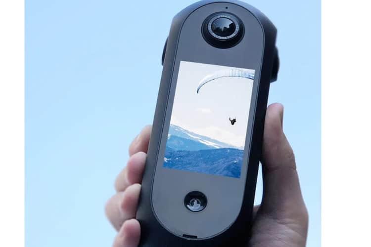 Pisofttech  caméra réalité virtuelle