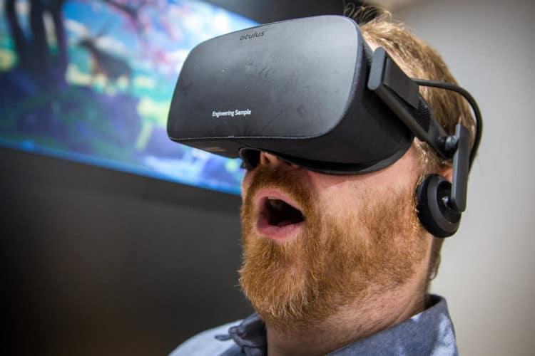 Porno sur Oculus Rift