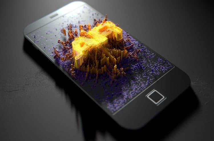 réalité augmentée smartphones