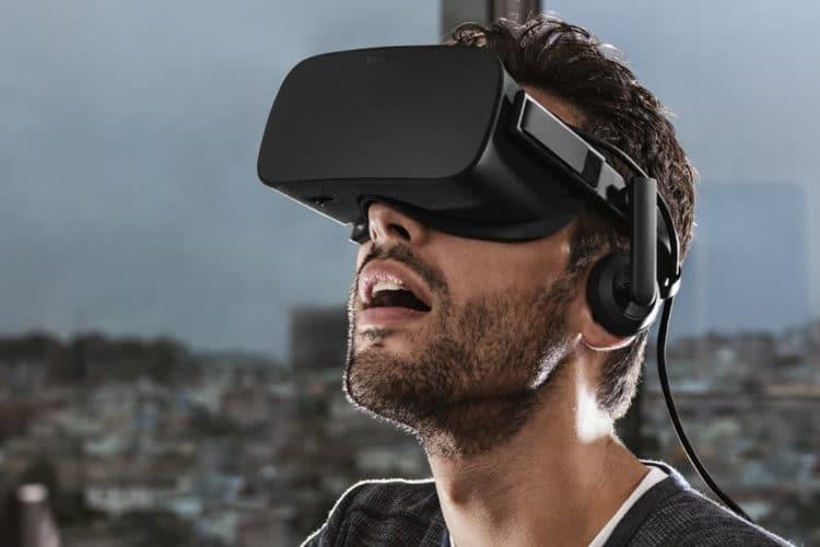Regarder porno sur Oculus Rift