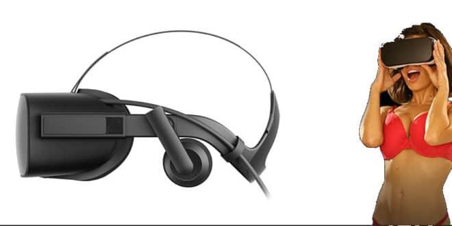 Regarder porno en réalité virtuelle sur Oculus Rift