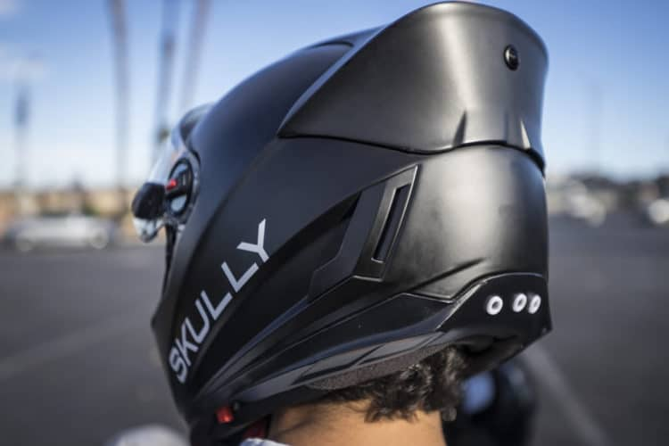 Skully casque AR motards
