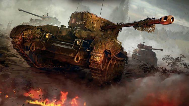 world of tanks réalité virtuelle