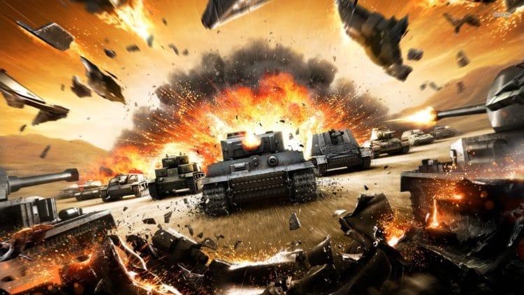 world of tanks vr arcade