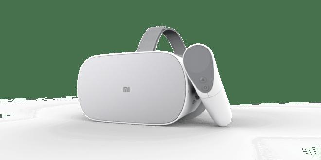 xiaomi mi vr standalone ces 2018 oculus