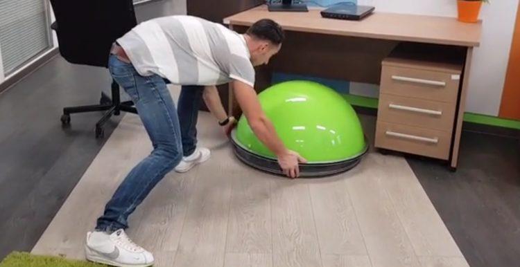Yaw VR - Un simulateur de mouvement portable à 1340 euros