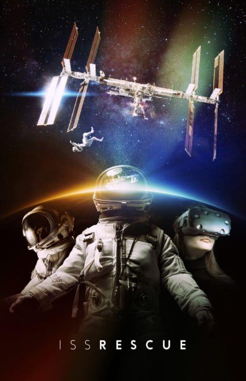 Affiche de ISS Rescue