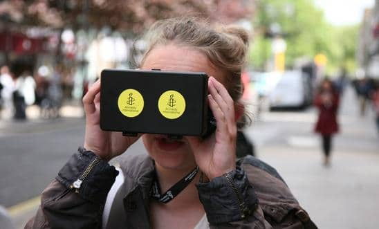 amnesty international vr