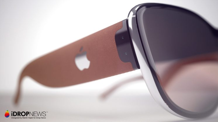 apple ar glass design