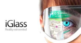 Apple brevet lunettes réalité augmentée