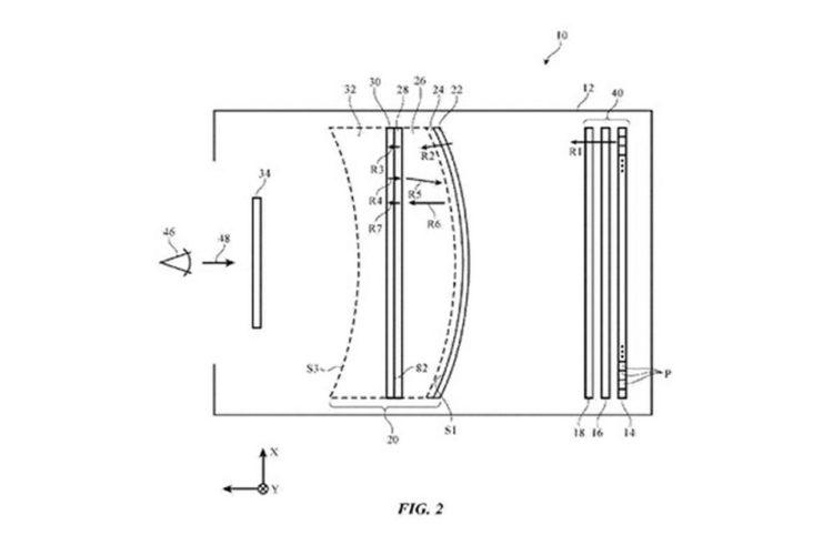 Apple brevet réalité augmentée