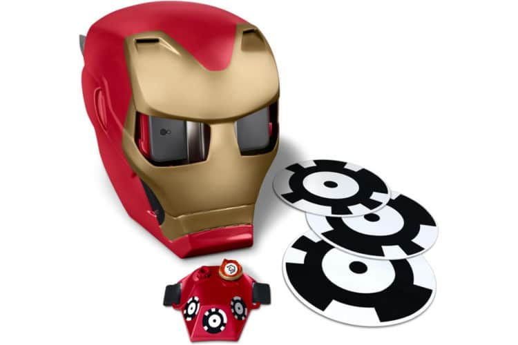 Casque Iron Man AR