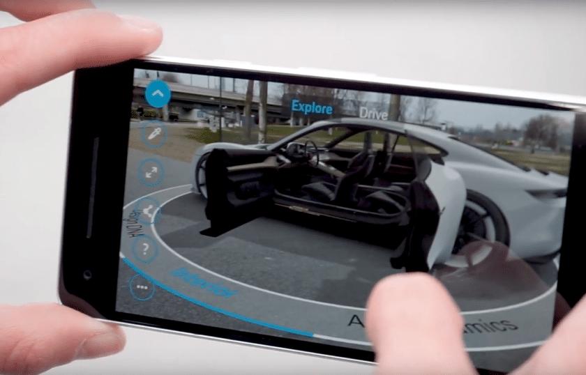 Google ARCore - La plateforme de réalité augmentée Android