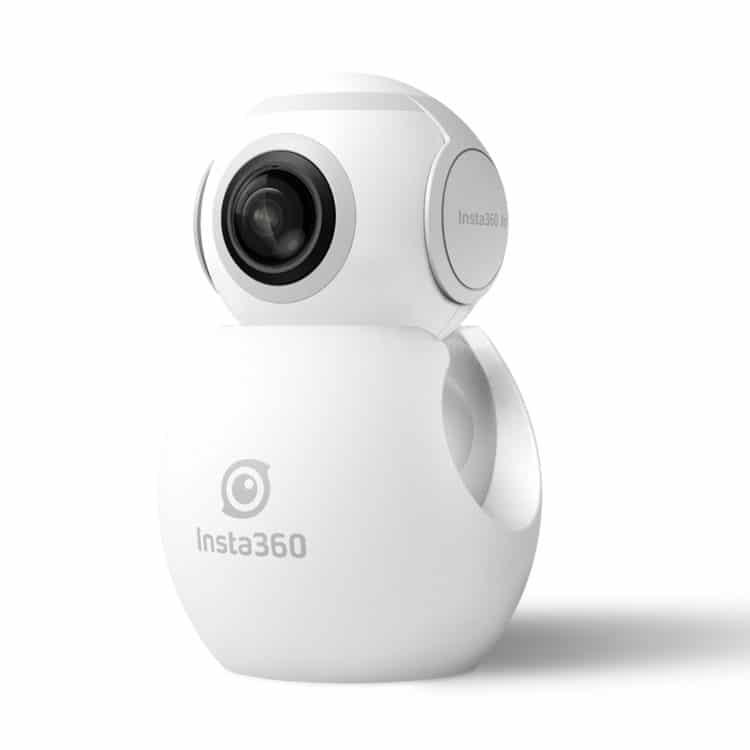 Xaméra 360 Insta360 air blanche