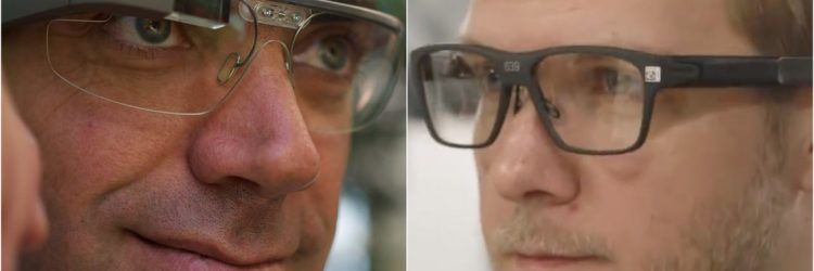 intel vaunt vs google glass
