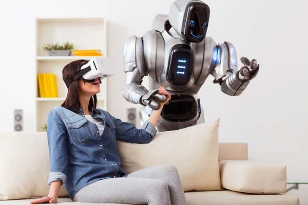 intelligence artificielle réalité virtuelle ia vr