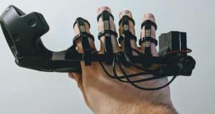 Knuckles HTC Vive développeur