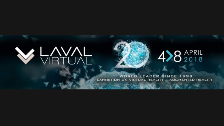 laval virtual 2018 20 ans