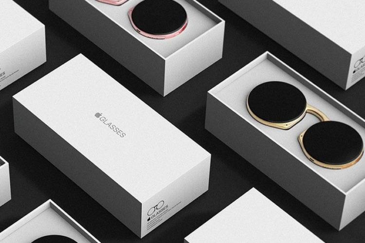 Lunettes de réalité augmentée Apple