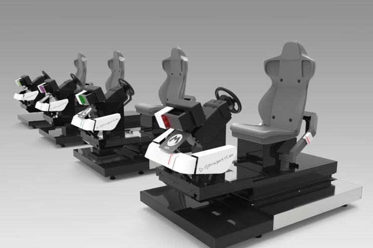Mario Kart réalité virtuelle arcade Londres