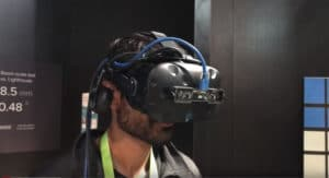 Occipital start-up tracking VR AR