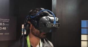 Occipital start-up tracking VR AR