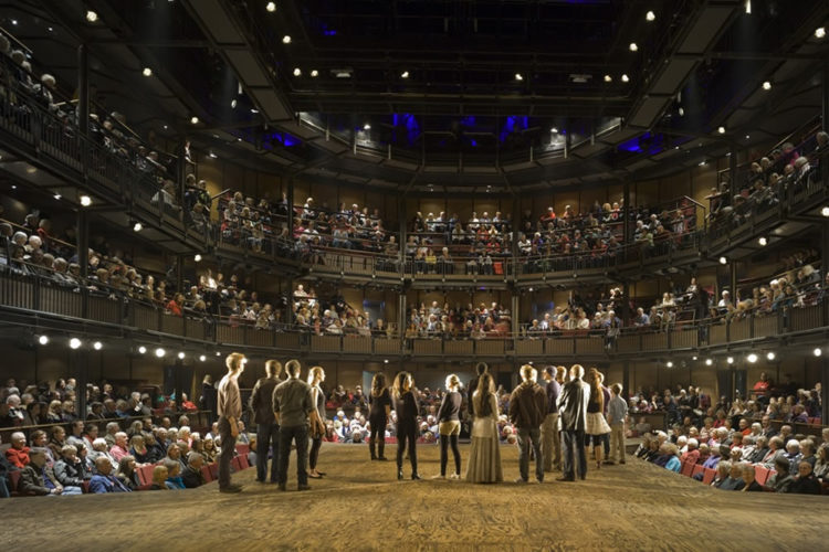 Royal Shakespear Company Magic Leap