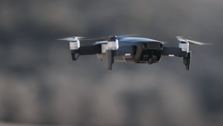Mavic air drone de DJI