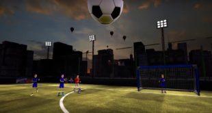 vrfc virtual reality football club réalité virtuelle rift vive psvr