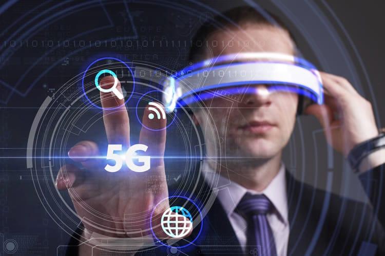5G vr smartphones