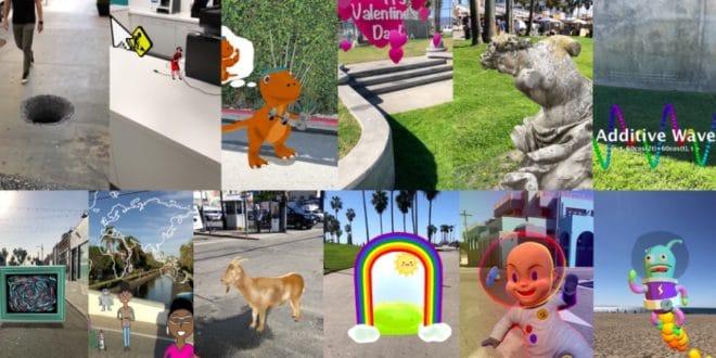 filtres snapchat de le communauté