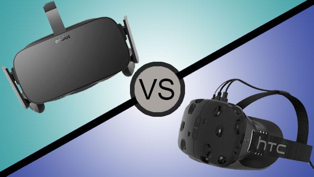 oculus rift vs htc vive steam vr parts marché