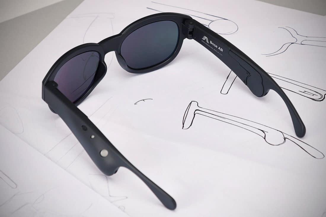 bose ar prototype lunettes