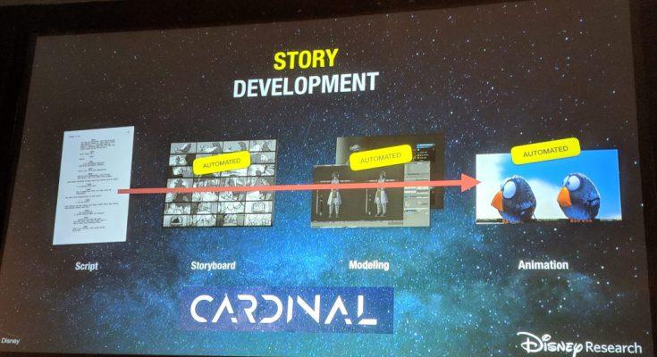 disney cardinal projet