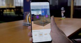 Application de réalité augmentée eBay