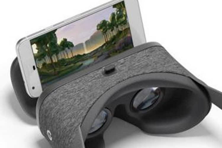 Google réalité virtuelle