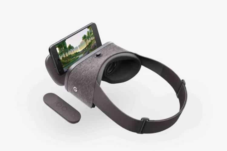 Google réalité virtuelle casque