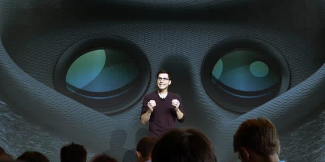 Google annonce casque réalité virtuelle