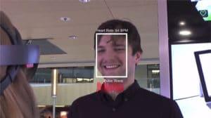 Hololens fréquence cardiaque réalité augmentée Hololens AR