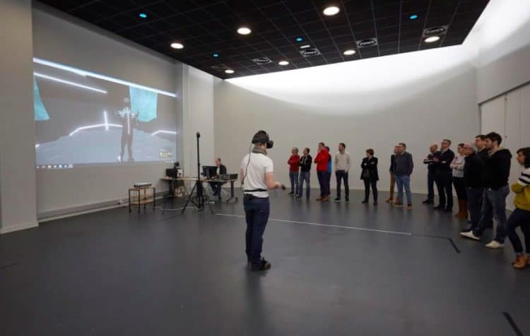 laval virtual center vr