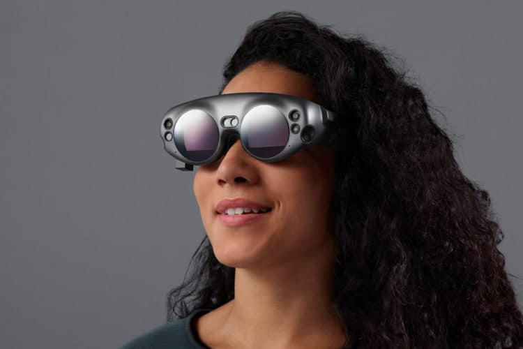 Mise à jour HoloLens Magic Leap One