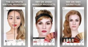 Modiface L'Oréal achat beauté AR