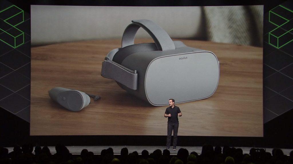 oculus go gdc