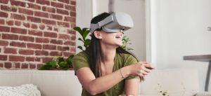 Oculus Go : un prix et une date de sortie pour le casque VR de Facebook