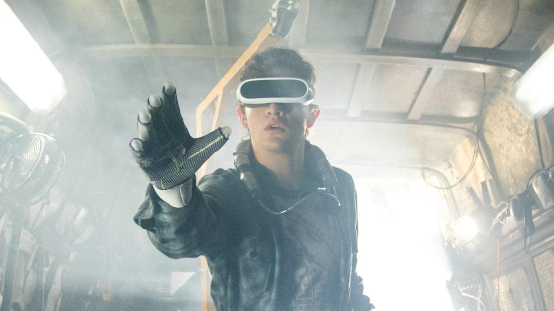 ready player one gants haptiques