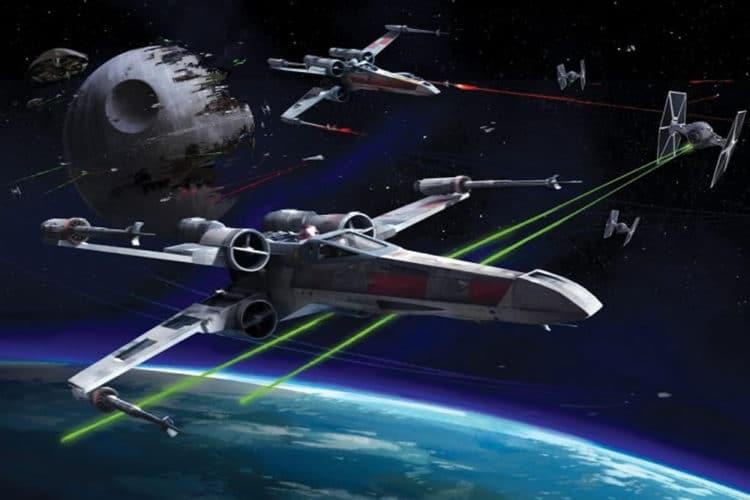 Star Wars X-Wings  VR