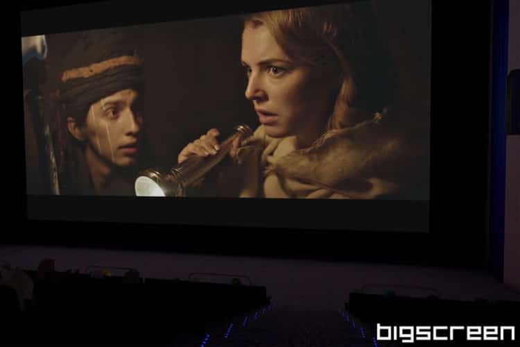 Stargate Origins BigScreen