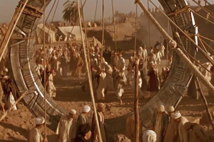 Stargate Origins BigScreen r{ealit{e virtuelle