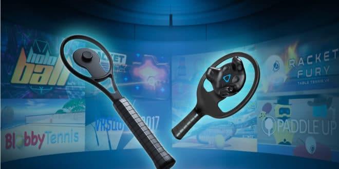 Tackers Vive VR réalité virtuelle